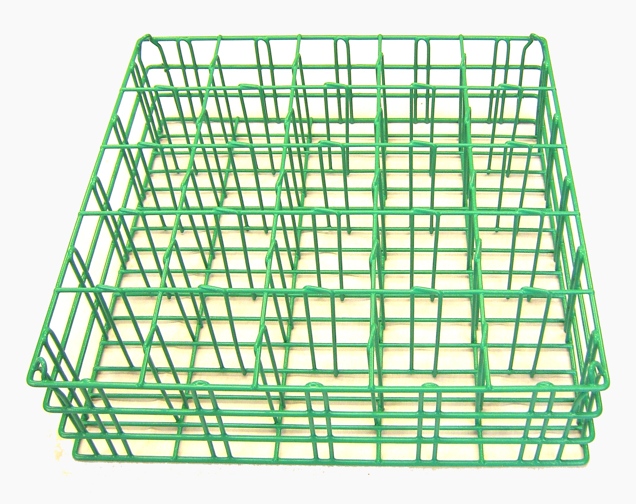 Wire Glass Rack, 5 1/4\