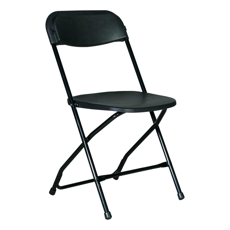 product image 1 ...  sc 1 st  RSS Distributors & Rhino Series Polyfold Chair Black (10/Cs)
