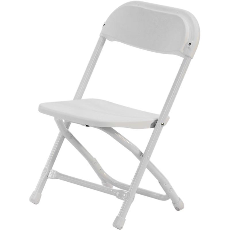Tremendous Childrens Polyfold Chairs White 10 Cs Uwap Interior Chair Design Uwaporg