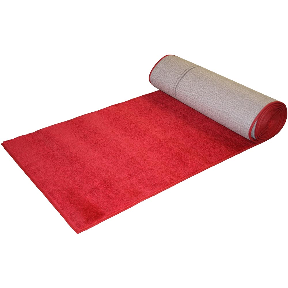 4x45ft Red Carpet Red Runner Rug For Event Hollywood Runner Decoration Runway
