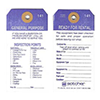 Rental Equipment Service Tags & Flags